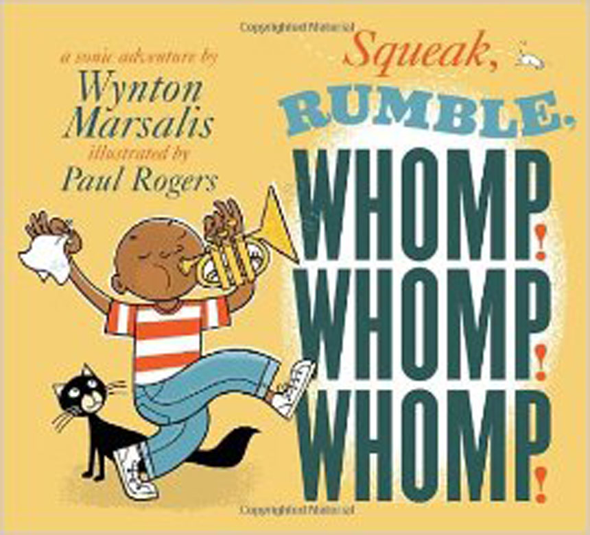 Squeak! Rumble! Whomp!
