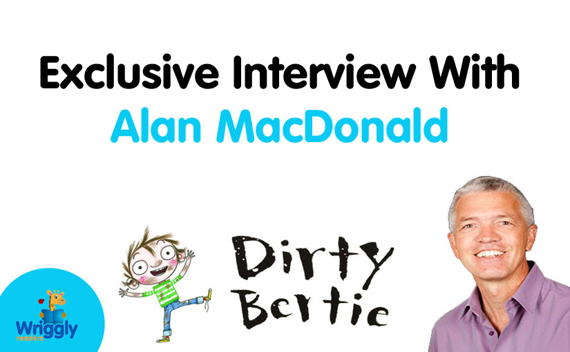 Interview With Children's Author Alan MacDonald