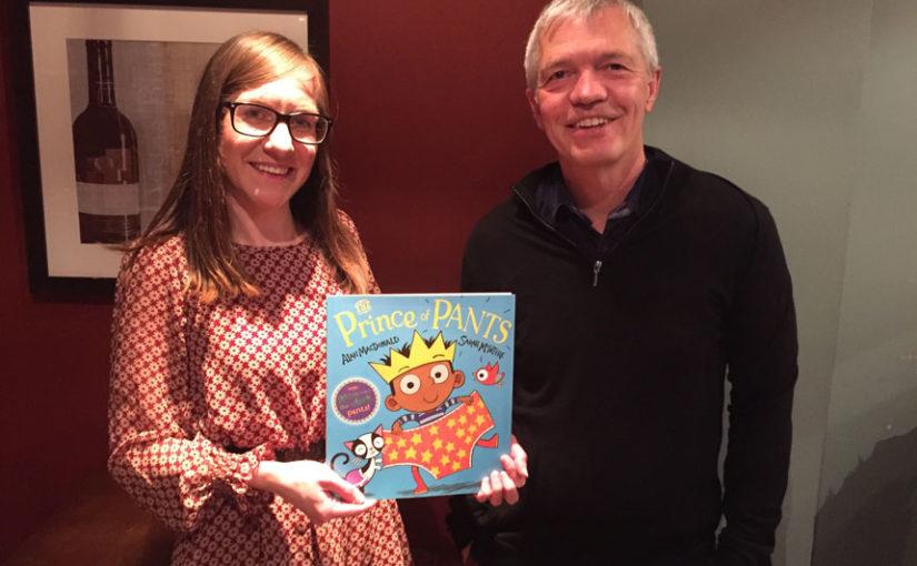 Interview With Children's Author Alan MacDonald
