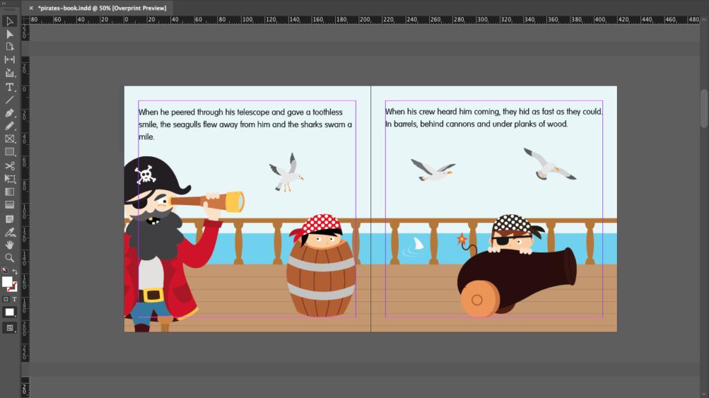 Pirate Book 1